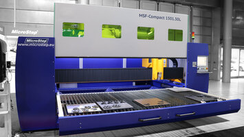 MSF Compact: The ideal solution for fast and precise cutting