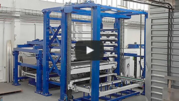 MSLoad & MSTower | Systems for automated material handling and sheet storage