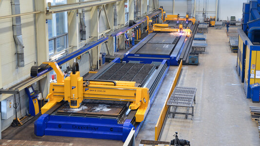 MicroStep modernizes cutting at Doppelmayr
