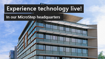 Experience technology live!