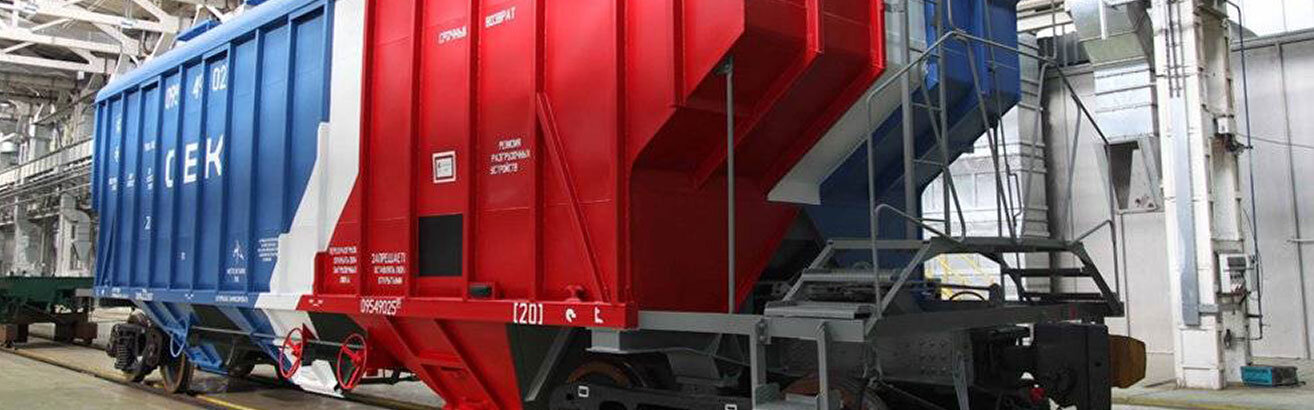 Global freight car manufacturer relies on numerous MicroStep cutting systems