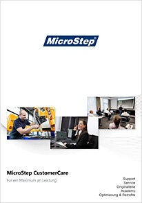 MicroStep CustomerCare